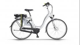 7-gear electric bicycle with Bosch center motor 1