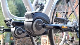 7-gear electric bicycle with Bosch center motor 3