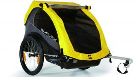 Bicycle trailer 3