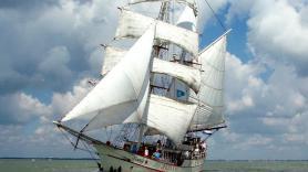 Shop & Sail Opstapdagen - Bounty site 1