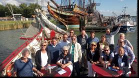 Shop & Sail Opstapdagen - Bounty site 3
