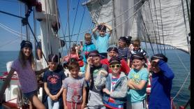 Shop & Sail Opstapdagen - Bounty site 5