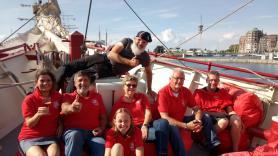 Shop & Sail Opstapdagen - Bounty site 6