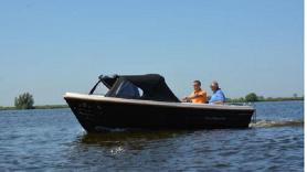 Happy Boats - Luxe grote Sloep (Tender 535) 6-8 pers. 1