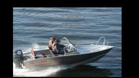 Tuna 460DC 50pk  (incl. hengels en fishfinder - Vaarbewijs verplicht!) 4-5 pers. 1