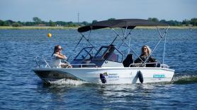 Recreatie / Speedboot (Tuna) 50pk (vaarbewijs verplicht!) 4-5 pers. 1
