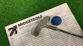 Midgetgolf 1