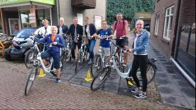 7-versnellingen Unisex fiets 4