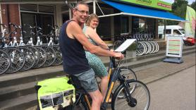 Elektrische fiets 1