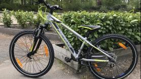 Kindermountainbike 24 inch 2
