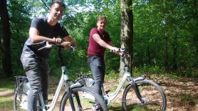 7-versnellingen Unisex fiets 1