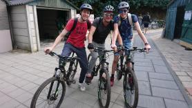Mountainbiken 1
