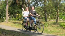 Tandem tocht 2