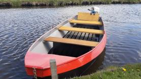 Fluisterboot (5 pers.) 1