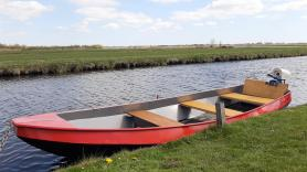 Fluisterboot (5 pers.) 2