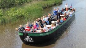 Praamvaren Alde Feanen - Mps Haldfest - 12 tot 30 personen 3