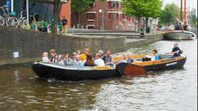 Praamvaren Leeuwarden - Mps Haldfest - 12 tot 30 personen 1
