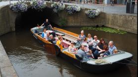 Praamvaren Leeuwarden - Mps Haldfest - 12 tot 30 personen 4