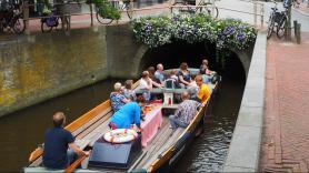 Praamvaren Leeuwarden - Mps Fergees - 12 tot 30 personen 1