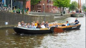 Praamvaren Leeuwarden - Mps Fergees - 12 tot 30 personen 2