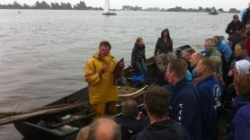 Leeuwarden: Met de Palingvisser mee - 20 tot 30 personen - Mps Haldfest 2