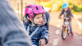 Child seat e-bike 1