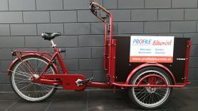 Electrische Bakfiets fietsfabriek  1