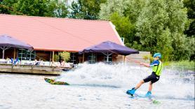 Gebruik waterskibaan 1