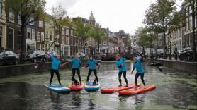 Friday Night SUP Leiden 1