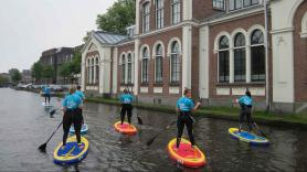 Friday Night SUP Leiden 3