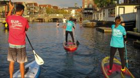 Friday Night SUP Leiden 6