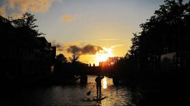 Wednesday Night SUP Leiden 1