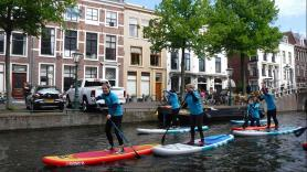 Wednesday Night SUP Leiden 2