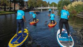 Wednesday Night SUP Leiden 4