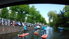 Wednesday Night SUP Leiden 6