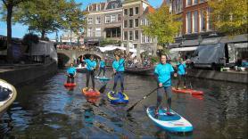 City SUP Leiden 1