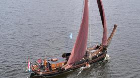 Sailing to Vlieland with the Eilandhopper 1