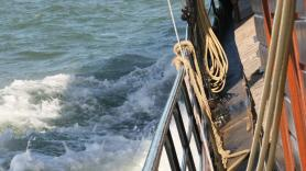 Sailing to Vlieland with the Eilandhopper 3