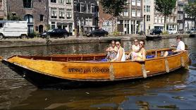 Coehoorn Classic Open boat Shared Cruise - 60 minutes - Max 20 passengers.  1