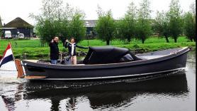Cooper Cabrio Private 90 minutes cruise - Departure Dock Prinsengracht 579 1