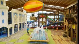 Kinderfeestje Walhalla Adventure 3