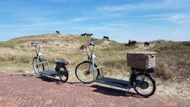 Struinen door de Duinen / circa 5 uur / 36 km / incl. ontvangst met koffie & thee en digitale groepsfoto  1