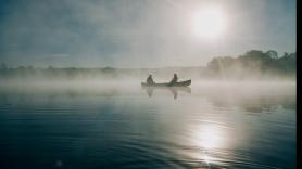B Kanoën in een Canadese kano (2-3p) 3