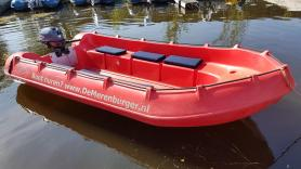 Rent a motorboat, 5/6 persons (4hp) 1