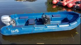 Rent a motorboat, 6/7 persons (8hp) 1