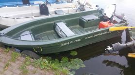 Visboot zonder motor ( Za-Zo. en feestdagen) 1