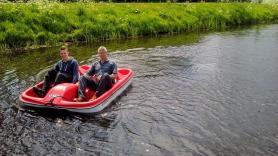 Huur Waterfiets 1