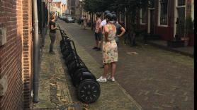 Tour along the beautiful almshouses of Haarlem 3