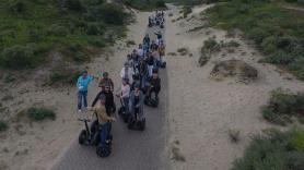 Segway Tour through the dunes 1