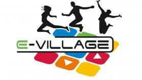 Combi 3: onbeperkt E-village + 1/2 uur Laserschieten 1